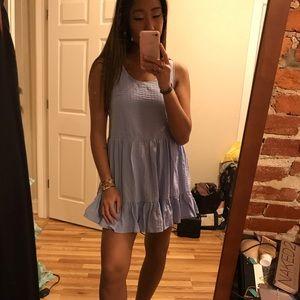 Hello Molly Light Blue Dress